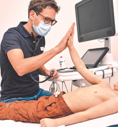 Kinderkardiologie Zürich