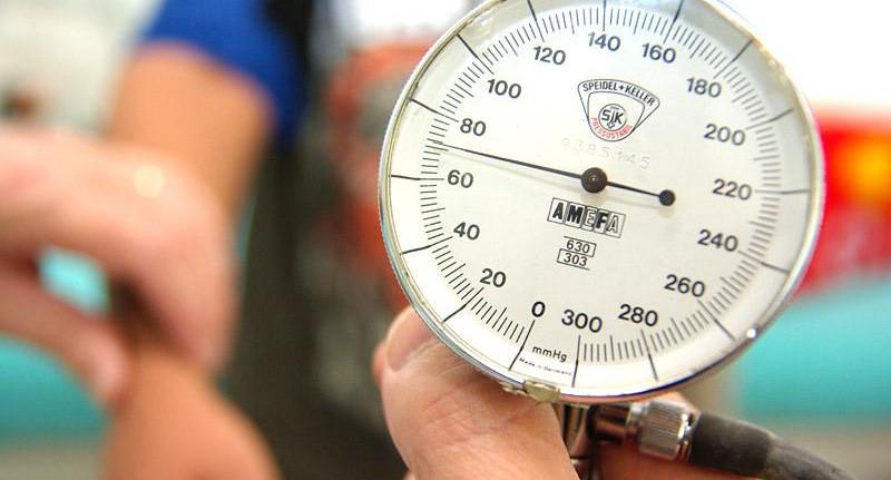 Manuelle Blutdruckmessung