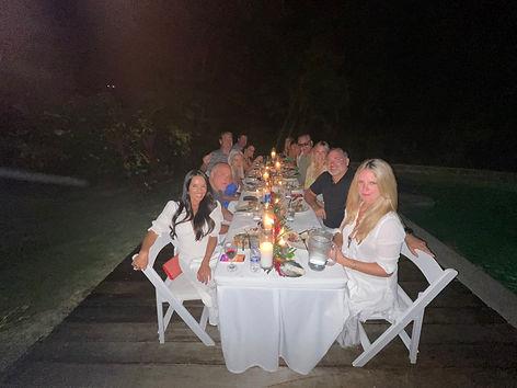 Dinner with friends.JPG