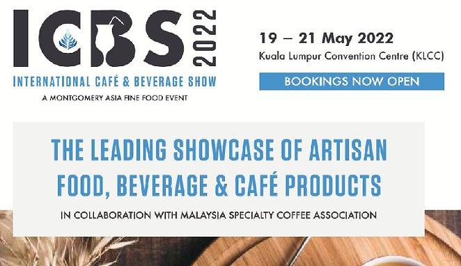 International Cafe& Beverage Show 2022