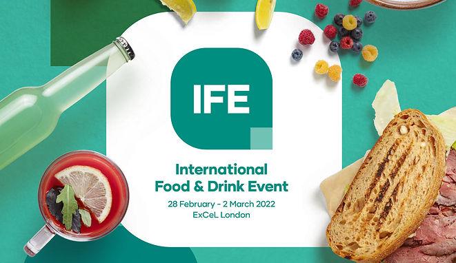 International Food & Drink Event 2022