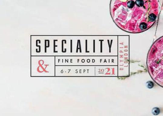 Speciality & Fine Food Fair 2021
