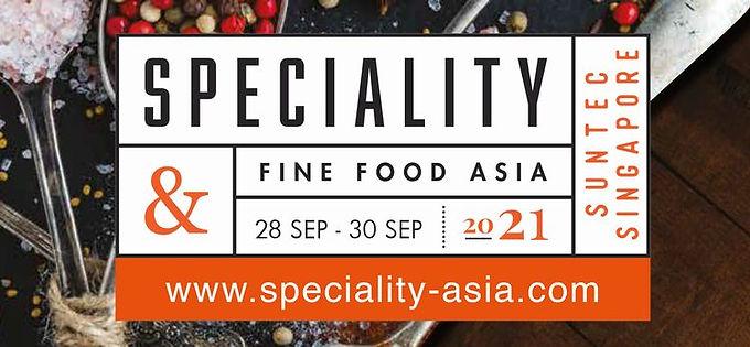 Speciality & Fine Food Asia 2021