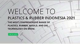 (開催日変更)Plastics & Rubber Indonesia 2021