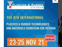 Plastics & Rubber Vietnam 2021