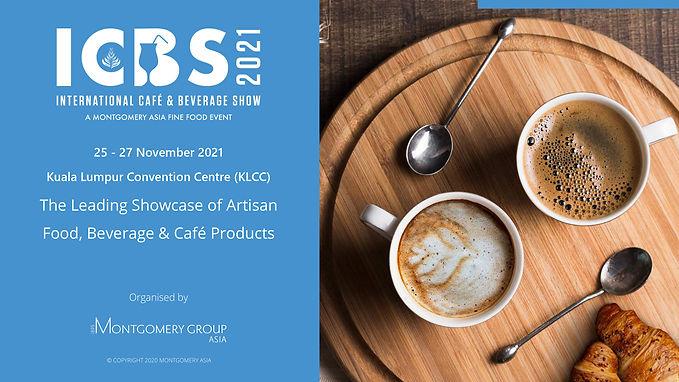 International Cafe& Beverage Show 2021