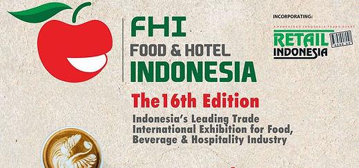 Food & Hotel Indonesia 2021