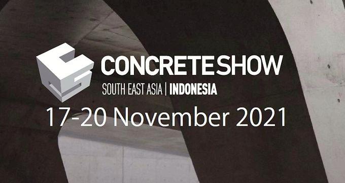 Concrete Show South East Asia 2021