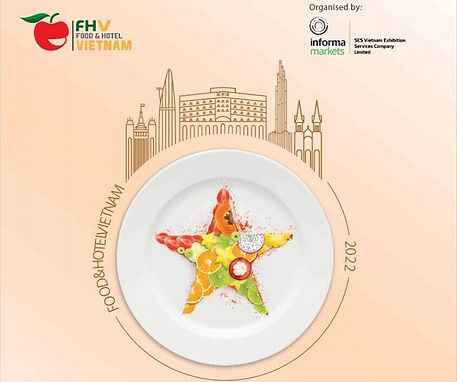 (2021年は開催延期)Food & Hotel Vietnam 2022