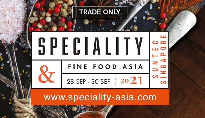 Speciality & Fine Food Asia 2021