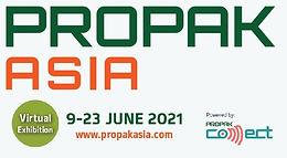 (オンライン6月開催/ハイブリッド開催延期)Propak Asia 2021