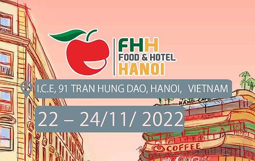 Food & Hotel Hanoi 2022
