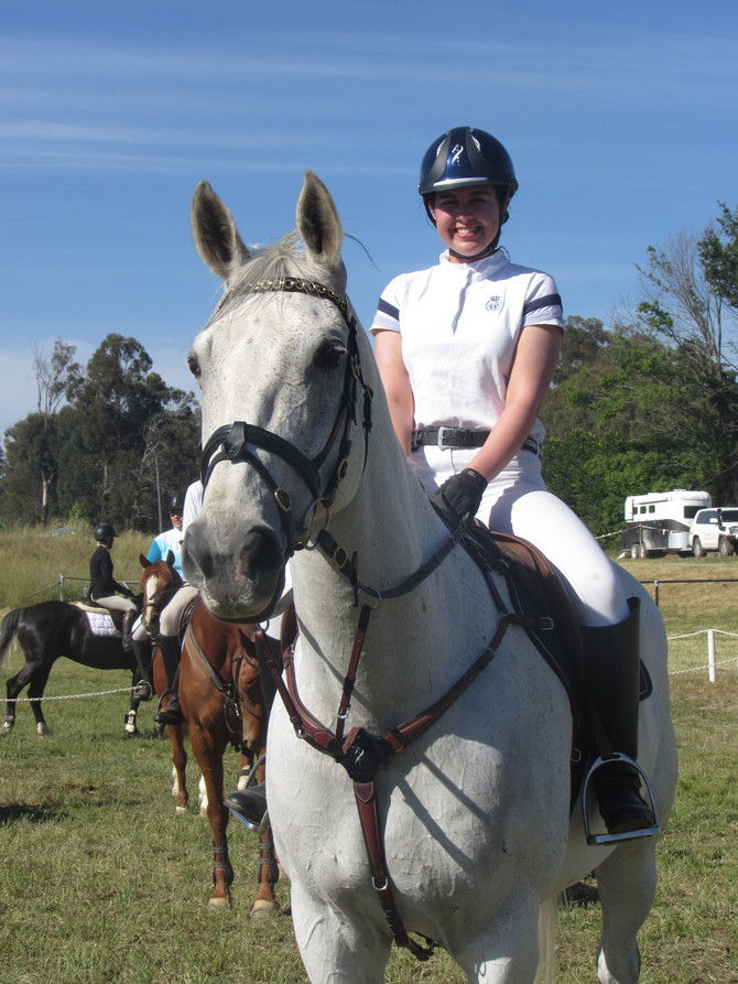 Christmas Showjumping Competition