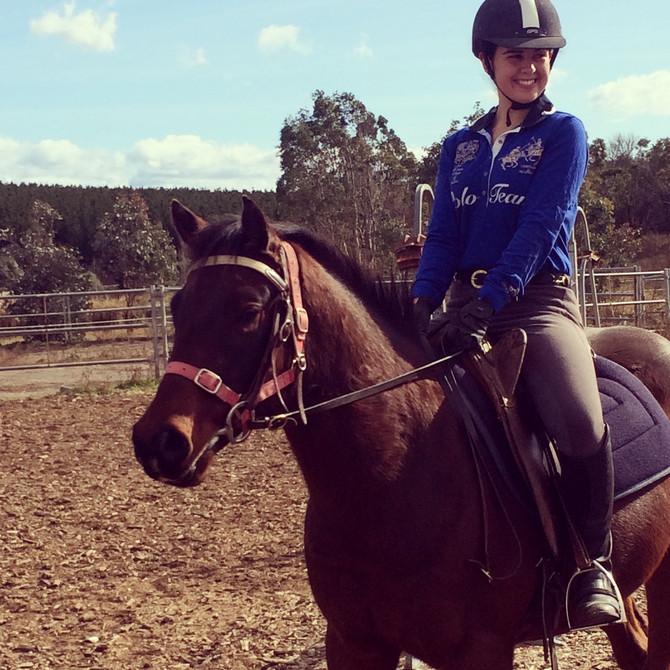 Alyssa's Training Experience Part 2