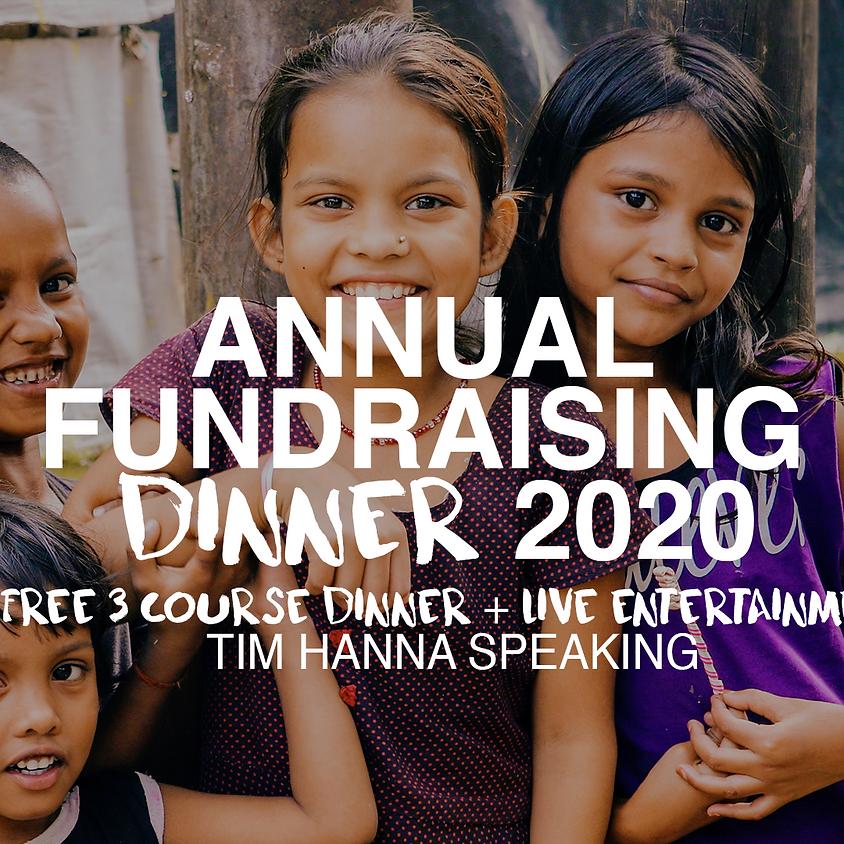 2020 ReachAcross Brisbane's Fundraiser Dinner