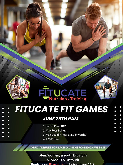 Fit Games