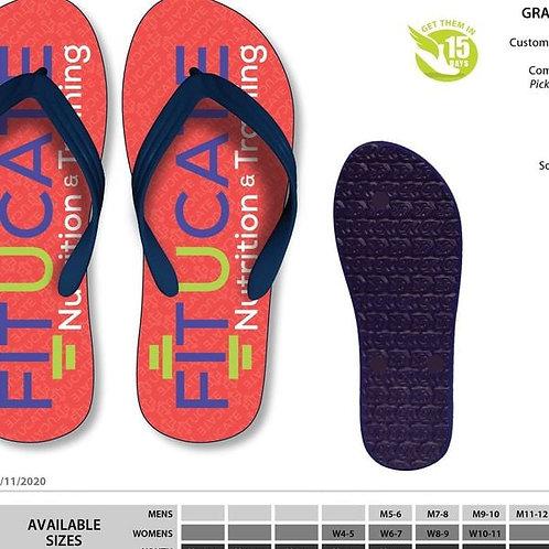 Fitucate Flip Flops