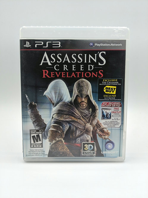 Assassin's Creed Revelations – PS3