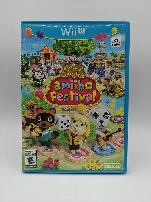 Animal Crossing Amiibo Festival (Game Only) – WiiU