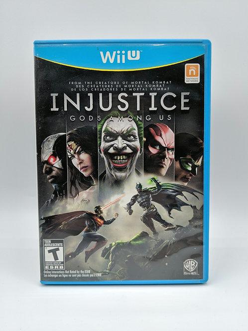 Injustice : Gods Among Us – WiiU