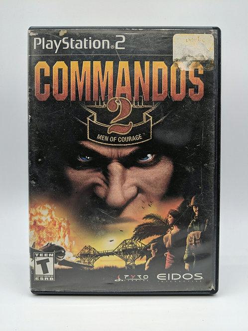 Commandos 2 Men Of Courage – PS2