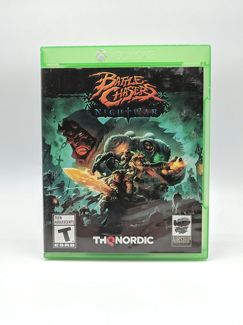 Battle Chasers : Nightwar - XB1