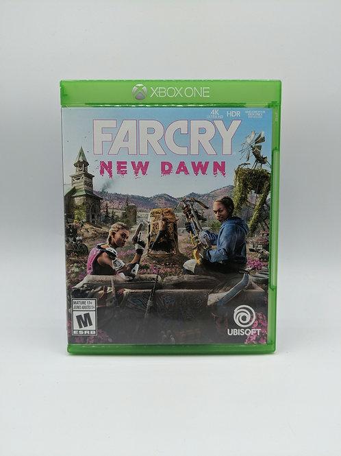 Far Cry New Dawn - XB1