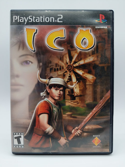 Ico – PS2