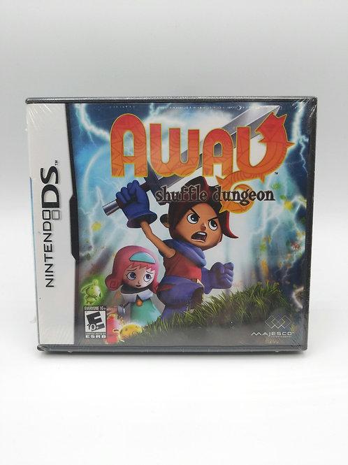 Away Shuffle Dungeon - DS