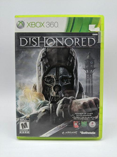 Dishonored – 360