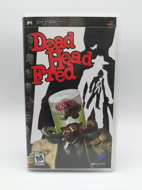Dead Head Fred – PSP