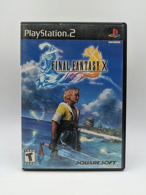 Final Fantasy X – PS2