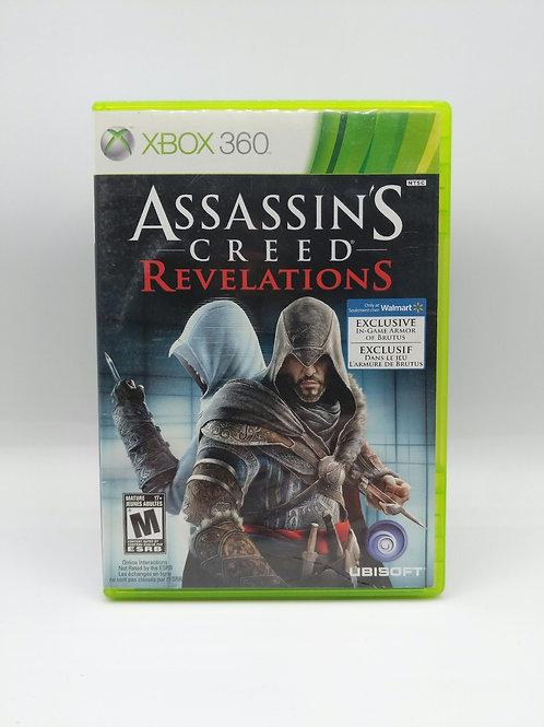 Assassin's Creed Revelations – 360