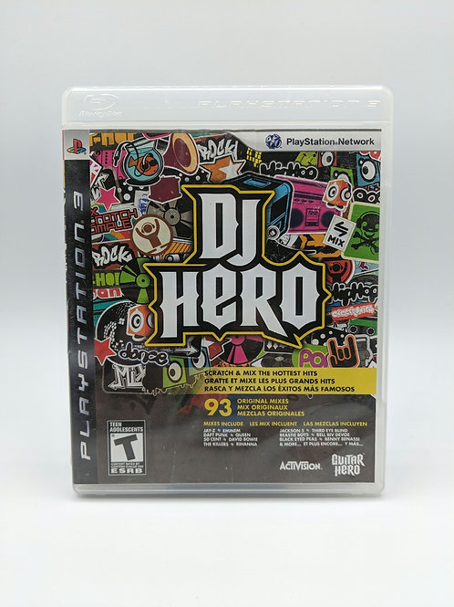 DJ Hero – PS3