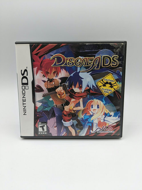 Disgaea DS - DS