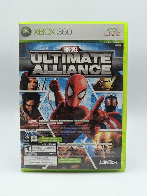 Marvel Ultimate Alliance / Forza 2 – 360