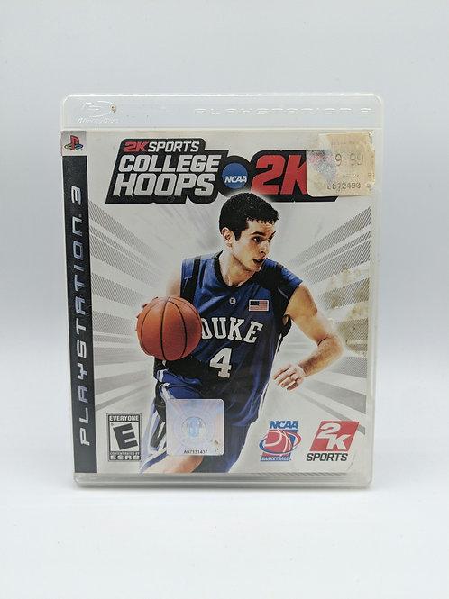 College Hoops NCAA 2K7 – PS3