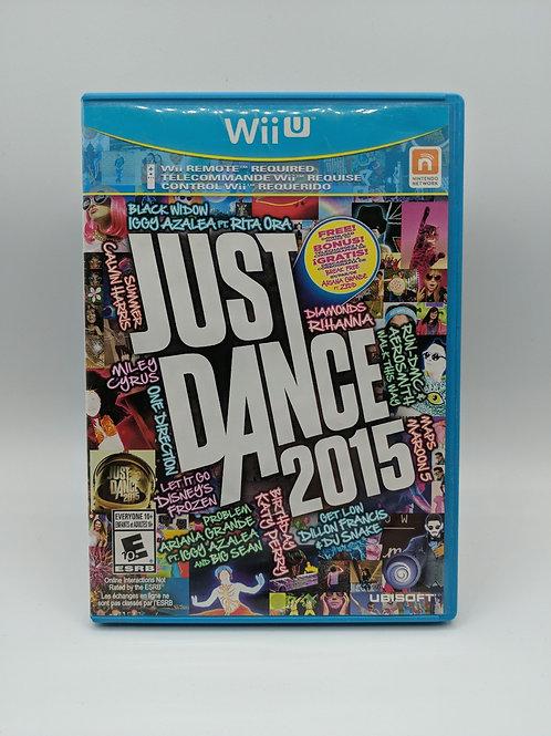 Just Dance 2015 – WiiU