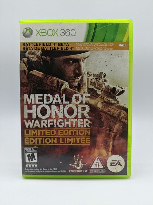 Medal of Honor : Warfighter – 360