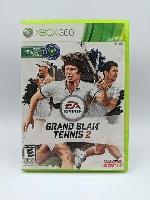Grand Slam Tennis 2 – 360