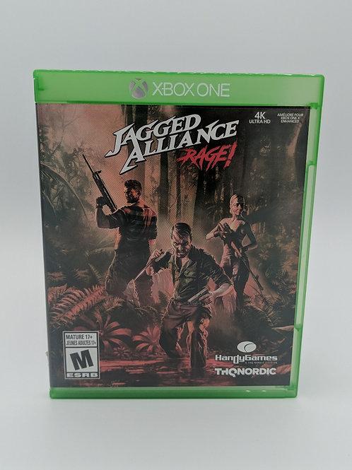 Jagged Alliance Rage! - XB1