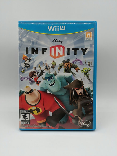 Disney Infinity 1.0 Game Only – WiiU