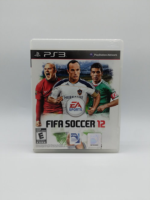 Fifa 12 – PS3