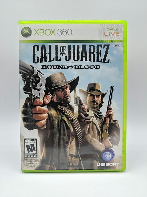 Call of Juarez Bound in Blood – 360