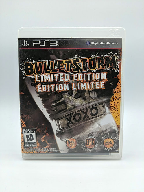 Bulletstorm – PS3