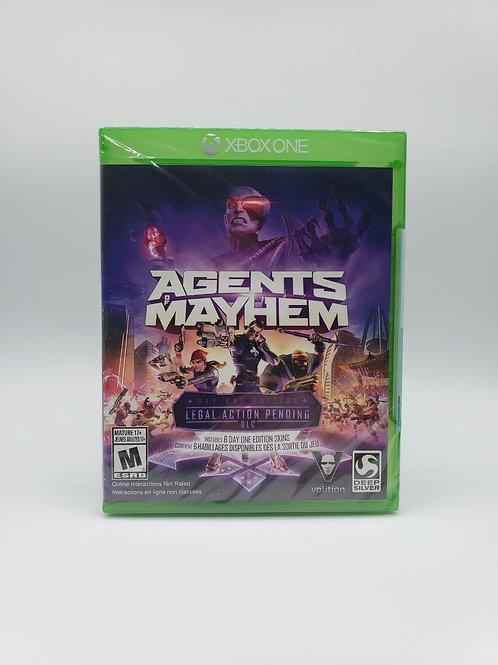 Agents of Mayhem - XB1