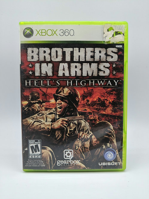 Brothers in Arms : Hell's Highway – 360