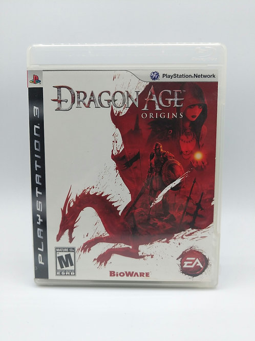 Dragon Age Origins – PS3