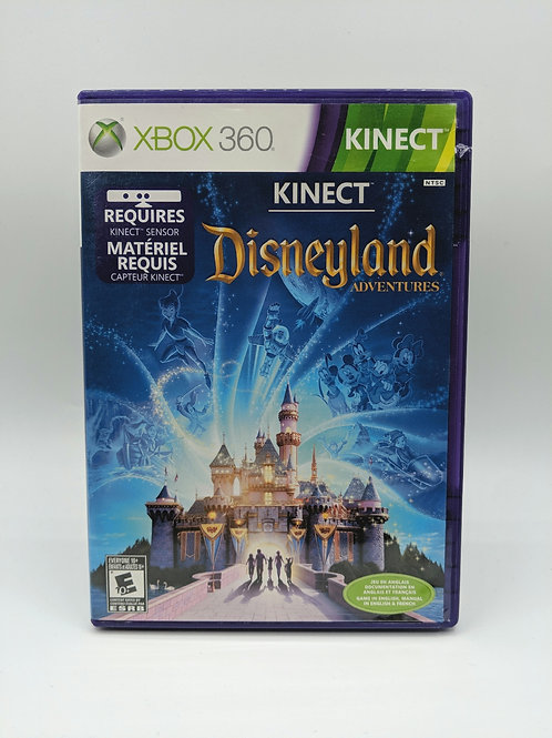 Kinect Disneyland Adventures – 360