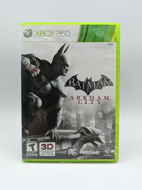 Batman Arkham City – 360